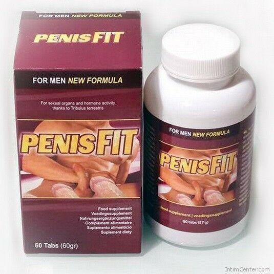 Penis Fit pénisznövelő, pénisz nagyobbító tabletta