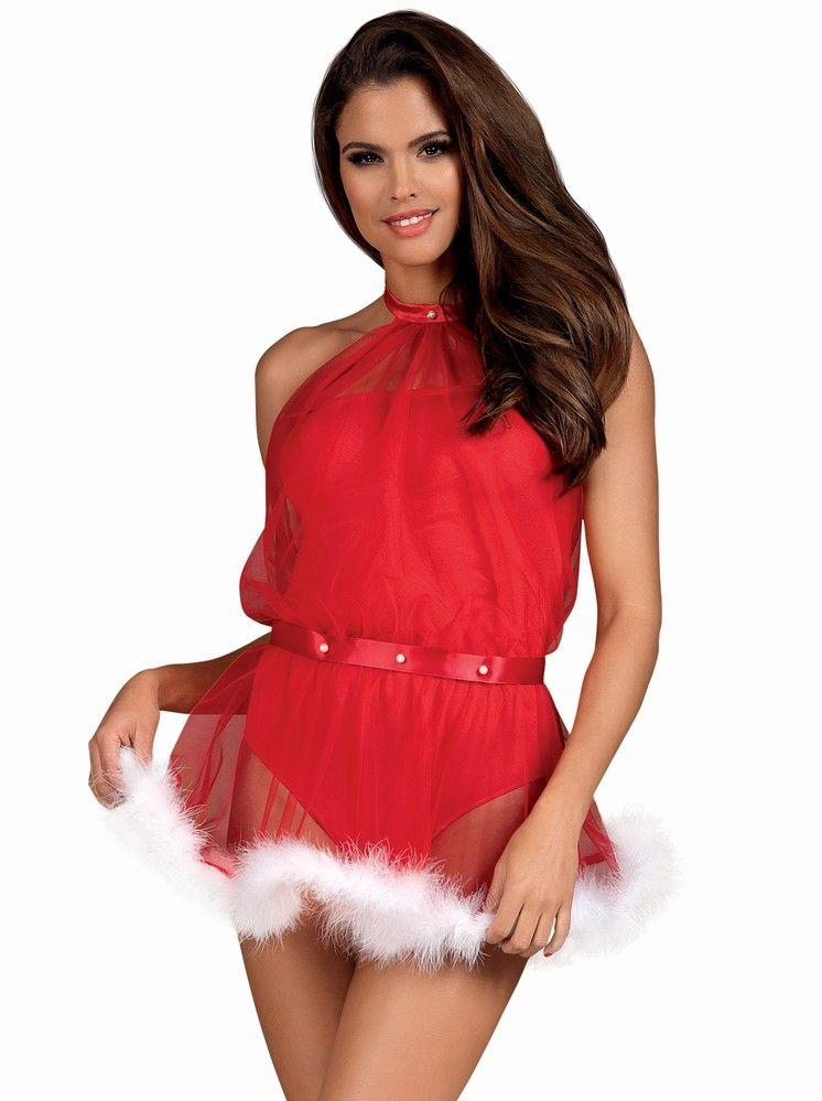 Obsessive Mikulás ruha, Santastic Dress