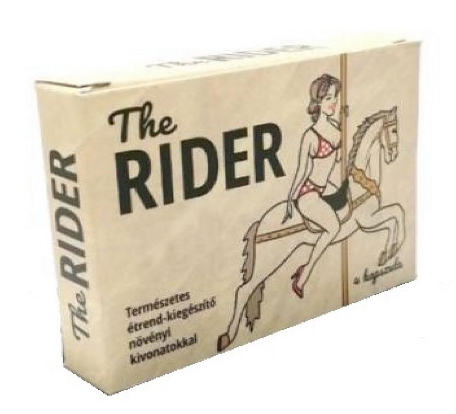 Rider potencianövelő kapszula férfiaknak, 4 darabos