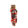 Strapease xl bondage straps - 8ft - gray bondázs