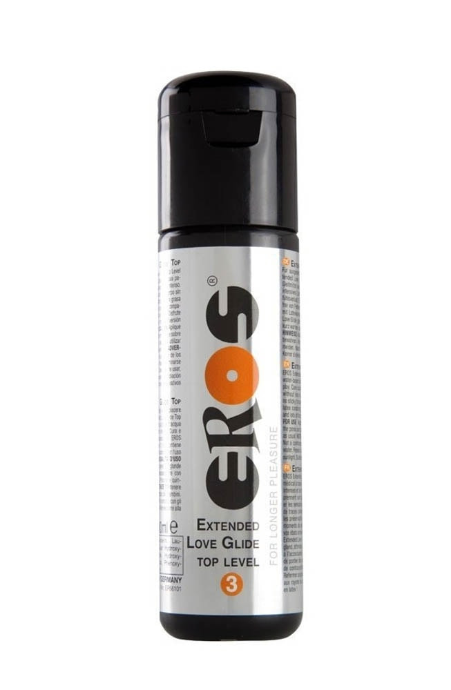 Extended love glide – top level 3*  100 ml