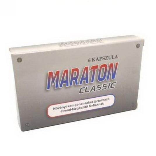 Maraton Classic potencianövelő a tartós erekcióért 6 db