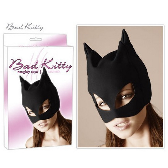 Vadító fekete cicamaszk, Bad Kitty