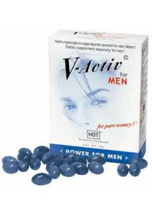 V-activ potencianövelő étrend kiegészítő férfiaknak - 20 db