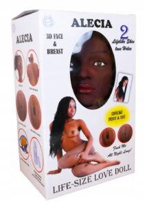 Guminő felfújható szexbaba Alecia 2