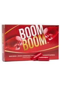 Boom Boom extra potencianövelő 2 db kapszula