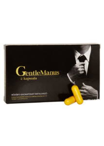 Gentlemanus potencia kapszula 2 db férfi potencianövelő
