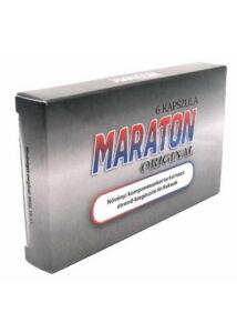 Maraton étrendkiegészítő potencianövelő 6 db