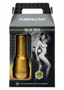 Fleshlight lady stamina training unit készlet, punci (rücskös betéttel)