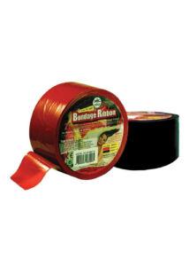 Fetish bondage tape - fekete szalag