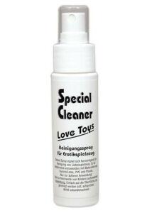 Higiéniai tisztító spray intim kellékekhez