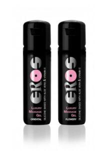 Eros pleasure - luxury massage gel   - oriental - 100ml