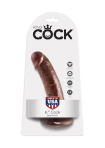 King cock 6 inch cock
