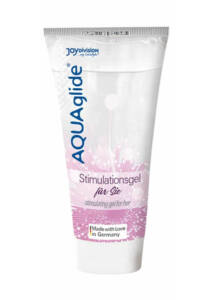Aquaglide stimulation - intim gél nőknek (25ml)