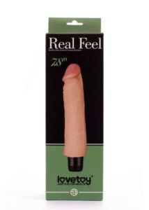 Real feel realistic vibrátor  2