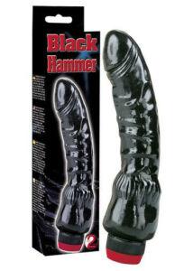 Fekete vágy vibrátor