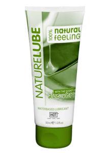 Nature lube aloe vera vízbázisú síkosító - 30 ml