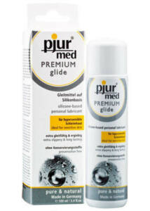 Pjur med prémium síkosító - 100 ml