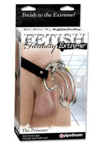 Fetish fantasy extreme the prisoner