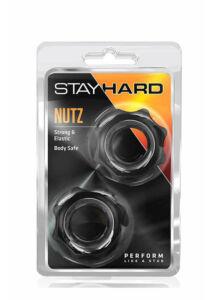 Stay hard nutz black