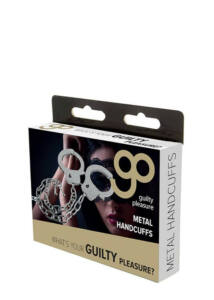 Gp metal handcuffs long chain. csuklóbilincs hosszú lánccal