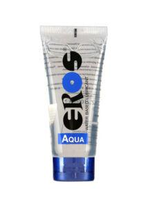 Eros aqua vízbázisú síkosító - 100 ml