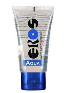 Eros aqua vízbázisú síkosító - 200 ml
