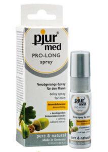 Pjur med késleltető spray - 20 ml
