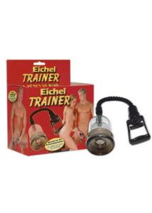 Péniszpumpa rövid hengerrel Eichel trainer