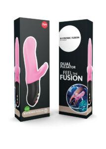 Fun factory bi stronic vibrátor pulzátor - rózsaszín