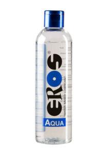 Eros aqua vízbázisú flakonos síkosító - 250 ml
