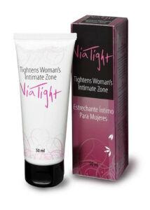 Vagina szűkítő krém Via tight 50 ml