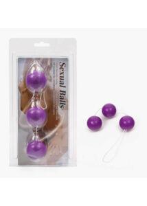 Sexual balls 3-as gésagolyó - lila