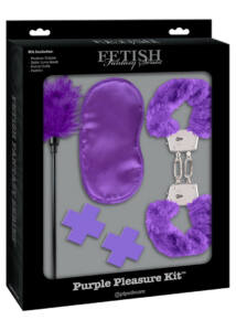 Fetish fantasy limited edition  purple passion kit purple
