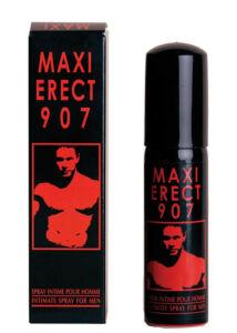 Maxi erect 907 erekcióstabilizáló spray 25ml