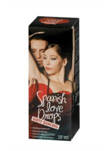 Spanish love drops dirty dancing 30 ml