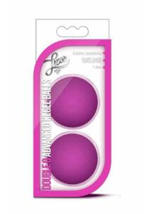 Luxe double o advanced kegelballs pink