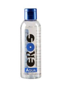 Eros aqua vízbázisú flakonos síkosító - 100 ml