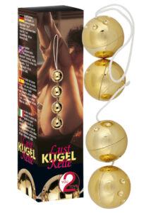 Pleasure 4-es gésagolyó - arany