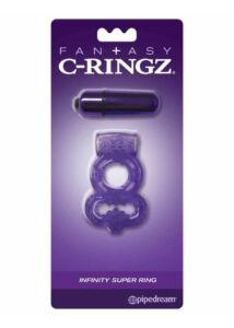 Fantasy c-ringz infinity super ring