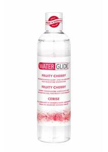 Water glide fruity cherry vízbázisú síkosító cseresznye aromával (300 ml)