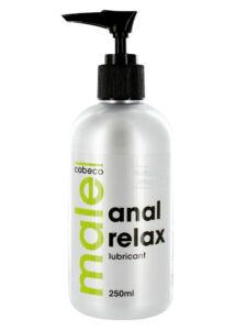 Male anal relax nyugtató anál síkosító - 250 ml