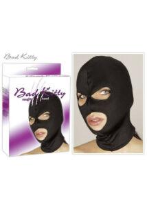 Bad kitty - maszk szem- és szájnyílással