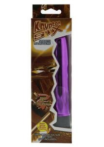 Krypton vibrátor   13 cm   pink