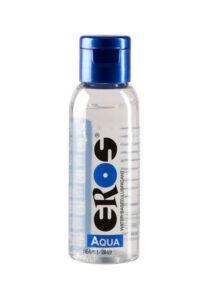 Eros aqua vízbázisú flakonos síkosító - 50 ml