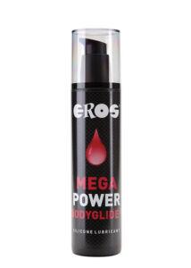 Eros mega power szilikonos síkosító - 250 ml