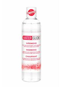 Vízbázisú síkosító melegítő hatással 300 ml Water Glide Warming