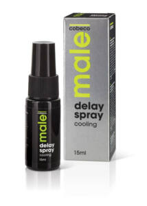 Male delay spray (cooling) - 15ml