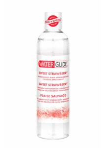 Water glide sweet strawberry vízbázisú síkosító eper armával (300 ml)