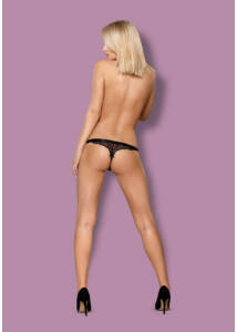 828-thc-1 crotchless thong  s/m